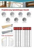 """Spindeltreppen """"Classik"""" Typ - Weland GmbH - Seite 4"""