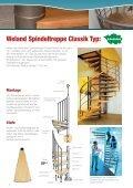 """Spindeltreppen """"Classik"""" Typ - Weland GmbH - Seite 6"""