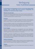 Verlege- und Pflegeanleitung - Seite 2