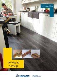 Verlege - Tarkett - Tarkett Holding GmbH