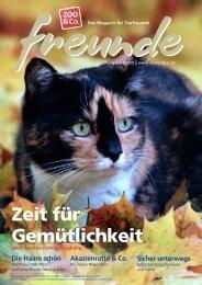 Freunde-Magazin Ausgabe 3/2009 komplett 60 Seiten