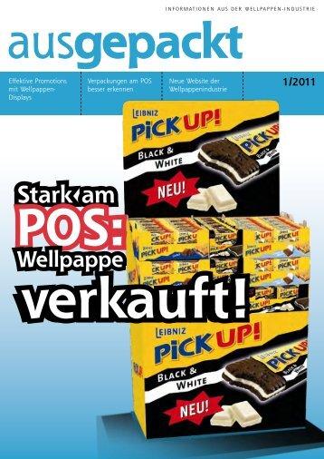 ausgepackt 1/2011 - Verband der Wellpappen-Industrie eV