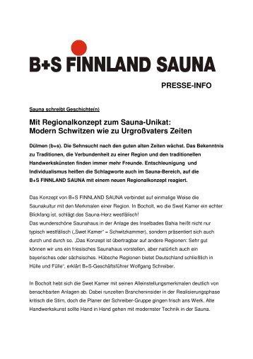 B S Finnland Sauna Preise Ostseesuchecom