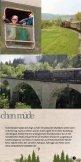 Aktivitäten rund um die Schwäbische Waldbahn - Stuttgart Marketing ... - Seite 5