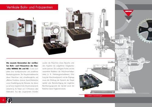 WEMAS Werkzeugmaschinen