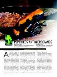 PEPTÍDEOS ANTIMICROBIANOS - Biotecnologia