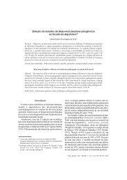 Seleção de isolados de Beauveria bassiana patogênicos ... - Embrapa