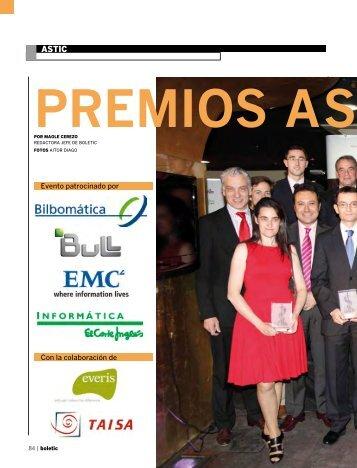 Evento patrocinado por con la colaboración de - Astic.es