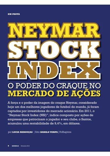 MERCADO DE AÇÕES - Revista RI