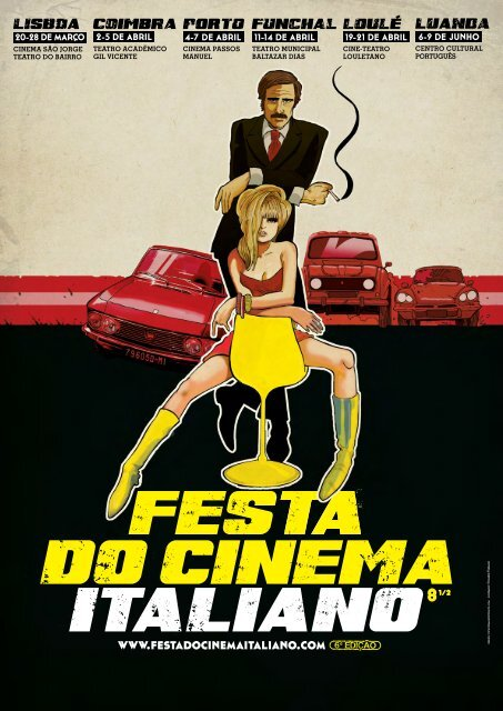 Press Kit - Festa do Cinema Italiano