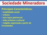 Sociedade Mineradora - Marista