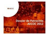 Dossier de Patrocinio AECOC 2012