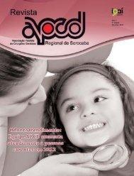 Revista APCD Sorocaba - 3a. Edição (Outubro/2012)