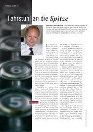 Top Magazin 12/2009 - werb executive consulting