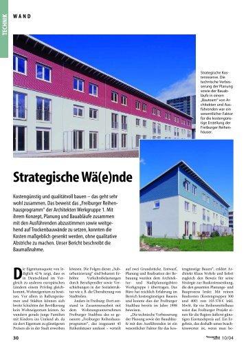 PDF Strategische Wä(e)nde - Werkgruppe 1