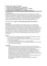 Produktsicherheitsgesetz (ProdSG) - Fachverband ...