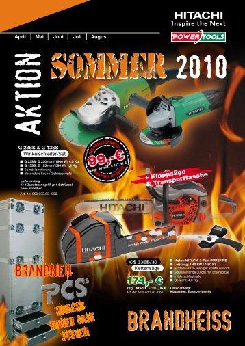 Laden Sie sich hier das aktuelle Angebot von - Werkzeuge und ...