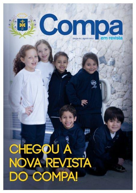 Revista Compa - Agosto 2012 - Colégio da Companhia de Maria