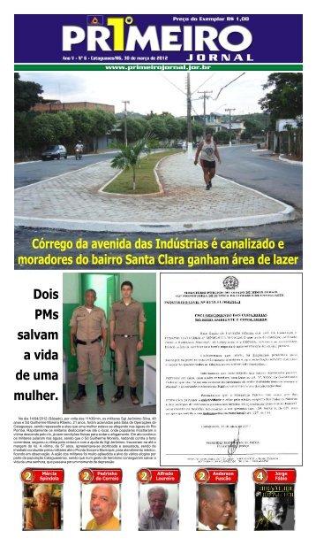 30 de março 2012 - Primeiro Jornal