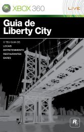 Guia de Liberty City - Goblin Studio