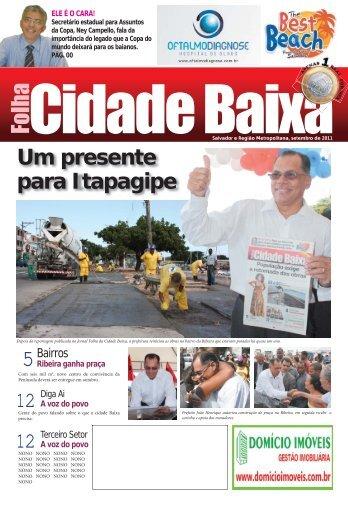 Jornal Folha Cidade Baixa