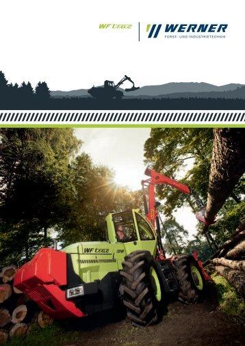 Prospekt WF trac als kostenloser PDF Download - Werner GmbH ...