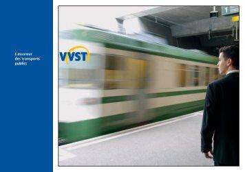 L'assureur des transports publics - VVST Basel