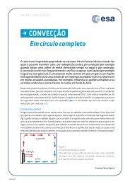 → ConveCção - Esa