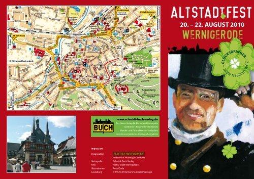 20. – 22.  AUGUST 2010 - Wernigerode