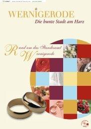 Wernigerode Hochzeit 2011