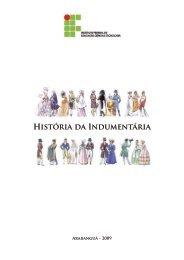 História da Indumentária - Wiki do IF-SC