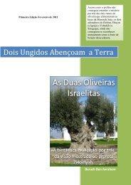 As Duas Oliveiras Israelitas - Comunidade de Israel