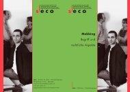 Mobbing Begriff und rechtliche Aspekte - Seco
