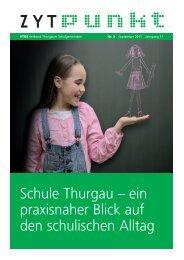 Auch in Thurgauer Schulen. - VTGS Verband Thurgauer ...