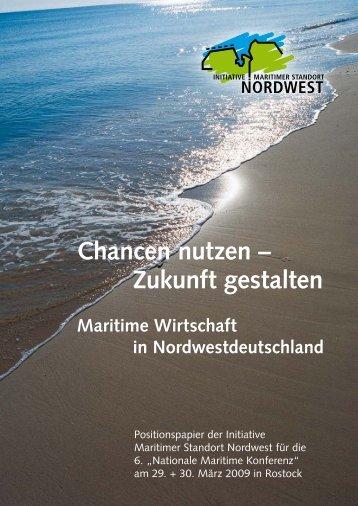 Chancen nutzen – Zukunft gestalten - Wirtschaftsverband Weser e.V.