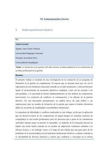 Resumos Tema 9 - Faculdade de Psicologia e de Ciências da ...
