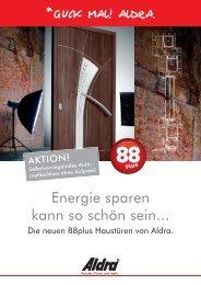 aldra kunststoff-haustür 88+