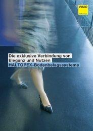 HALTOPEX - Walo Bertschinger AG