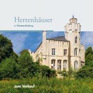 Katalog Herrenhäuser in Westmecklenburg - Regionaler