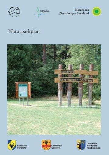 Band III: Projekte - Naturpark Sternberger Seenland