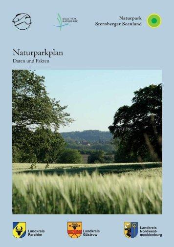 Daten und Fakten 23022011.indd - Naturpark Sternberger Seenland