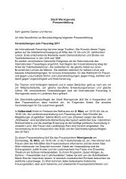 02_Frauentag - Wernigerode