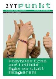 sagerdruck - VTGS Verband Thurgauer Schulgemeinden