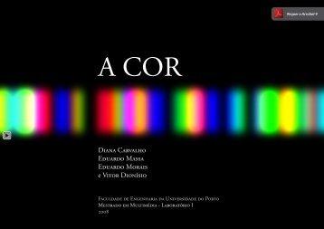 A Cor - Eduardo Morais