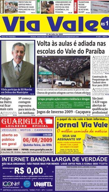Volta às aulas é adiada nas escolas do Vale do Paraíba - Via Vale