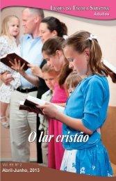O lar cristão - ASDMR