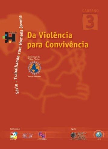 Da Violência para a Convivência - Promundo