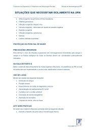 Isolamento na UCIN - práticas - Secção de Neonatologia SPP - Home