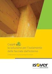 Capp8 : la soluzione per l'isolamento delle facciate dall ... - Isover