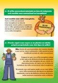 MILHO TRANSGÊNICO Distâncias Mínimas de Isolamento - Monsanto - Page 7